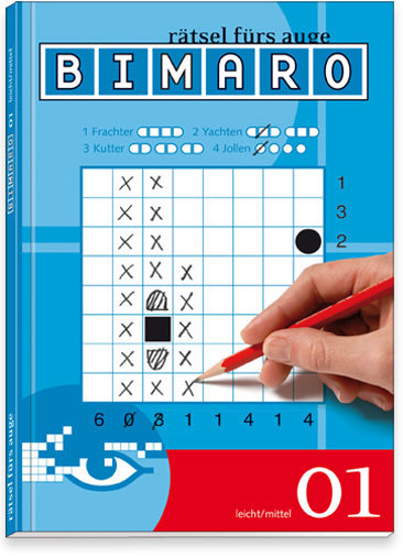 Bimaru 01 Taschenbuch (VERGRIFFEN)