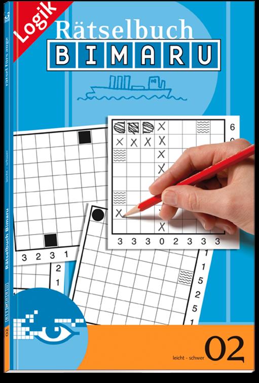 Bimaru 02 Rätselbuch