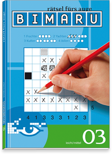 Bimaru 03 Taschenbuch (VERGRIFFEN)