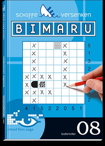 Bimaru 08 Taschenbuch