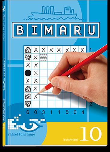 Bimaru 10 Taschenbuch
