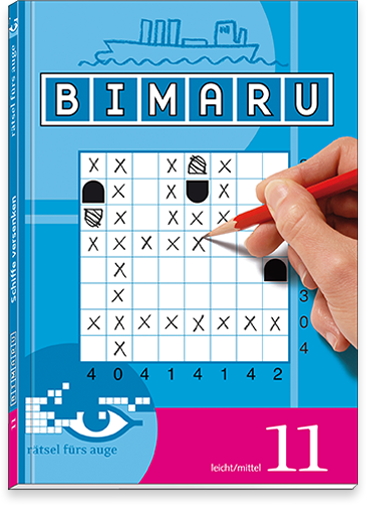 Bimaru 11 Taschenbuch (VERGRIFFEN)