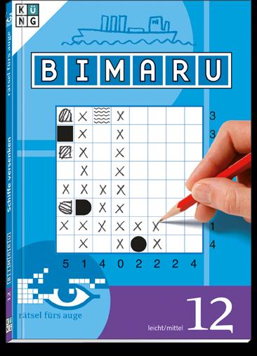Bimaru 12 Taschenbuch