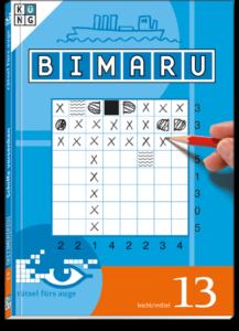 Bimaru 13 Taschenbuch