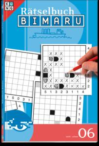 Bimaru 06 Rätselbuch