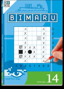 Bimaru 14 Taschenbuch