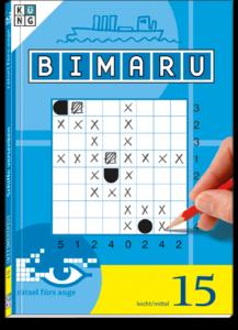 Bimaru 15 Taschenbuch