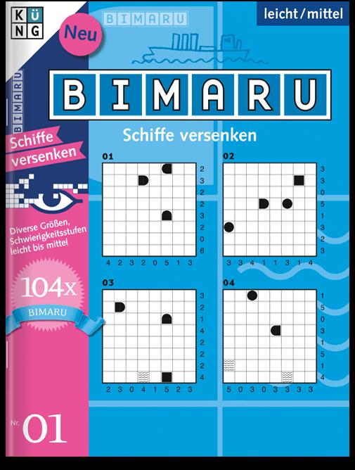 Bimaru Heft 01
