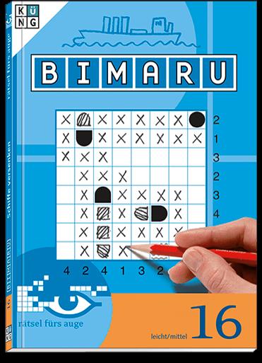 Bimaru 16 Taschenbuch