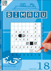 Bimaru 18 Taschenbuch
